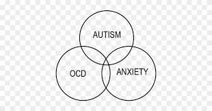 Transparent Venn Diagram Autism Venn Diagram Png Define High Functioning Autism