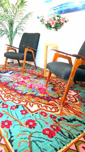 navy blue and orange area rugs orange and yellow rug