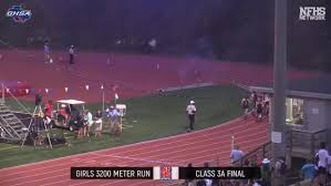 3A Girls 3200 Finals Section 1 | GHSA State Championships (1A Public, 3A &  4A)