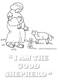 Small Picture Sunday School Jesus Bible Coloring Pages