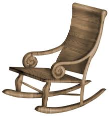 rocking chair clipart. View Full Size ? Rocking Chair Clipart R