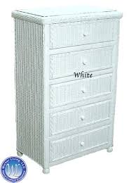 wicker chest of drawers. Wicker Chest Of Drawers With