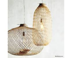 basket pendant light. Collection In Basket Pendant Light Global Style Fish Trap Lights Nomadic Decorator W