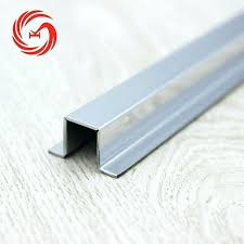 stainless steel edge trim floor stainless steel counter edge trim stainless steel edge trim