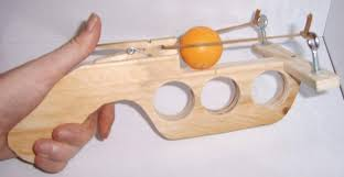 Ping Pong Launchers How To Make A Ping Pong Ball Gun 7 Steps With Pictures
