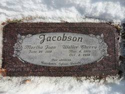 Walter Cherry Jacobson (1909-1998) - Find A Grave Memorial