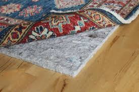 luxurious area rug pad over carpet of mohawk 1 2 thick felt rug pads multiple