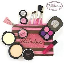 makeup kits for little girls. image is loading toy-gift-baby-kids-makeup-kit-little-girls- makeup kits for little girls e