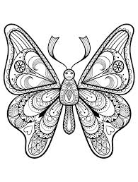 Butterfly Free Coloring Pages Coloring Page Butterfly Free Printable
