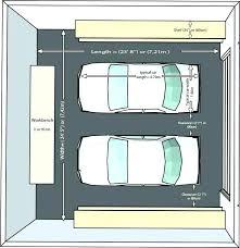 double garage door size 2 car garage door dimensions typical garage dimensions captivating standard double door