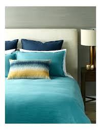 belgian linen duvet cover reed linen quilt cover set in blue image 1 west elm belgian belgian linen duvet cover