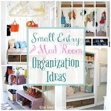 30+ Organized Inspiring Small Mud Rooms \u0026 Entry Areas | The Happy ...