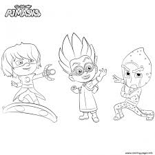 Owlette Pj Masks Coloring Pages Printable Coloring Page For Kids