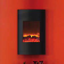 amantii 21 inch vertical convex wall mount electric fireplace wm 2134 gas log guys