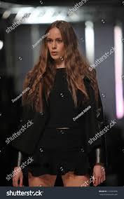 Zagreb Croatia March 14 Fashion Model Stock Photo (Edit Now) 131657876