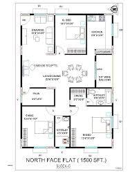 ideas vastu north east facing house plan and free north facing house plan 2 bedroom house