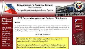 Passport Renewal Application Form Impressive Tips On Renewing Your Passport In Manila Waismiss