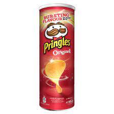 Pringles Original Sade 165 G - Migros