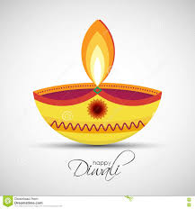 Diwali Diya Designs Photos Happy Diwali Diya Oil Lamp Stock Vector Illustration Of