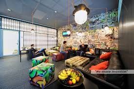 image of google office. Google Hub,Zurich / Office Architecture - Technology Design Camenzind Evolution Image Of