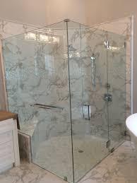 innovative ideas for glass shower doors frameless shower door options compare the options a glass