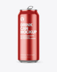 Includes special layers and smart object for your artworks. Aluminium Can Mockup In Can Mockups On Yellow Images Object Mockups