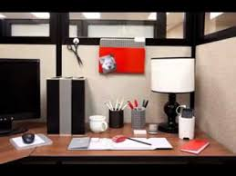 Office cubicle decorating ideas YouTube