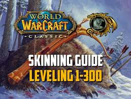 Classic WoW - Best Skinning Guides & Best spot for Gold Farming