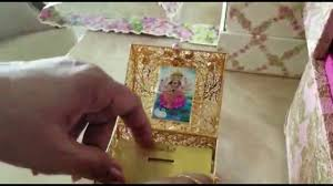 isha ambani s wedding invitation card multi millionaire mukesh ambani daughter wedding 3d card