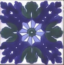 4 Inch Decorative Ceramic Tile