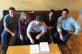 Carnival Music Signs Dustin Christensen - MusicRow.com