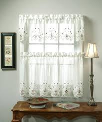 Kitchen Curtain Patterns Interesting Kitchen Tiers Curtains White Kitchen Curtain Patterns Sheer Kitchen
