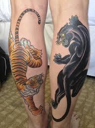 New Leg Piece Done By Chong At Dandyland San Antonio Tx Tattoos I