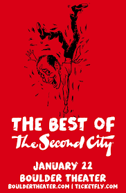 The Second Citys Best Of Second City Tickets Boulder