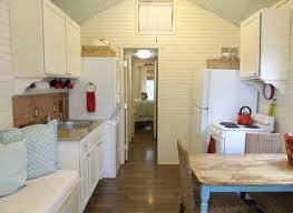 Beautiful Living In A Tiny House Kitchen For Decorating