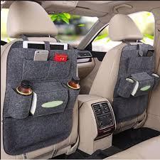 1 take 1 auto car back seat storage bag car seat cover organizer holder bottle