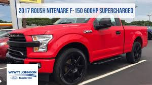 2018 ford nightmare. simple ford 2017 roush f150 nitemare supercharged 600hp walkaround wyatt johnson ford throughout 2018 ford nightmare t