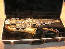 Selmer Bundy Ii Saxophone The Roman Giant
