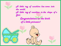 Congrats Baby Born Congrats On The Birth Of A Daughter Free New Baby Ecards