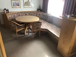 Esszimmerstube Eingebaut Tischlerarbeit