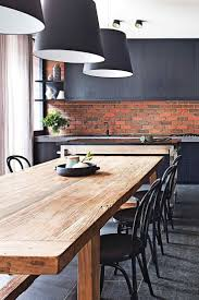Kitchen And Dining Designs 17 Best Ideas About Wooden Dining Tables On Pinterest Wooden
