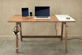 This Simple-Looking Artifox Desk Is Perfectly Equipped For The Modern  Workspace