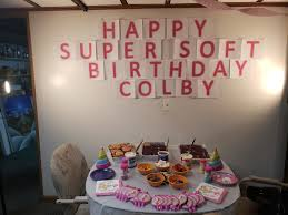 Super Soft Birthday Party Album On Imgur