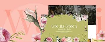 With a lower age of consent for marriages than england, many. Gretna Green Wedding Theme Qode Interactive