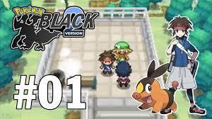 Pokemon Black 2 Việt Hóa #1 - Giang Ú Trở Lại Cùng Tepig - YouTube