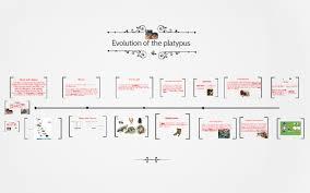 Evolution Of A Platypus By Nick Adams On Prezi