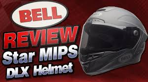 Bell Qualifier Dlx Size Chart Bell Star Mips Dlx Helmet Review Sportbike Track Gear