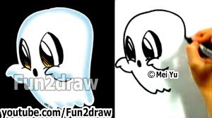 simple ghost drawing. large size of halloween: how to draw easy things learn cartoon ghost halloween drawings drawing simple