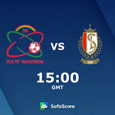 SV Zulte Waregem Standard Liège live score, video stream and H2H results -  SofaScore