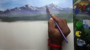 oil painting lessons art cl for beginners oil painting tutorial canvas board painting